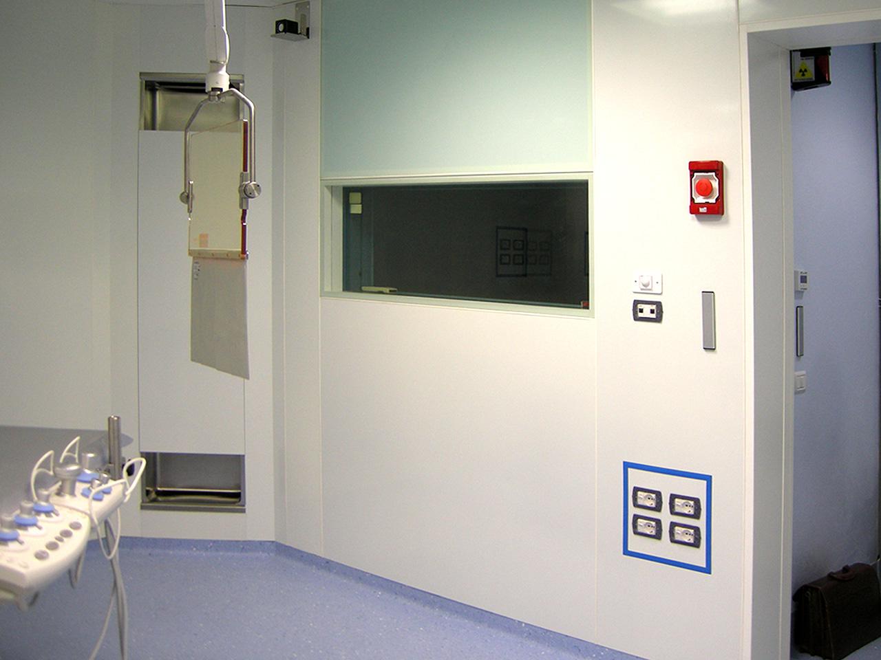 Realizzazione aree ospedaliere - Hesperia Hospital Modena 02