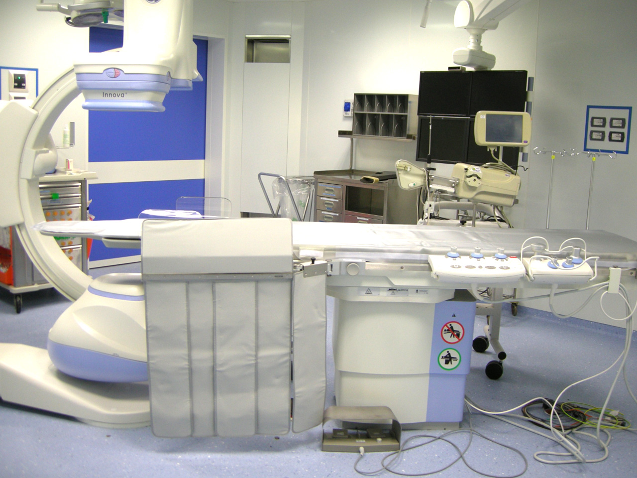 Development of OR, ICU & ER WARDS hospital areas - Modena Italy 04