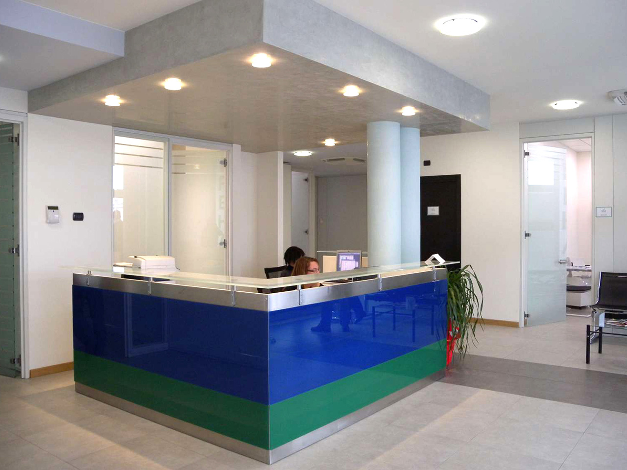 Development of outpatient clinic areas - Verona Italy 01