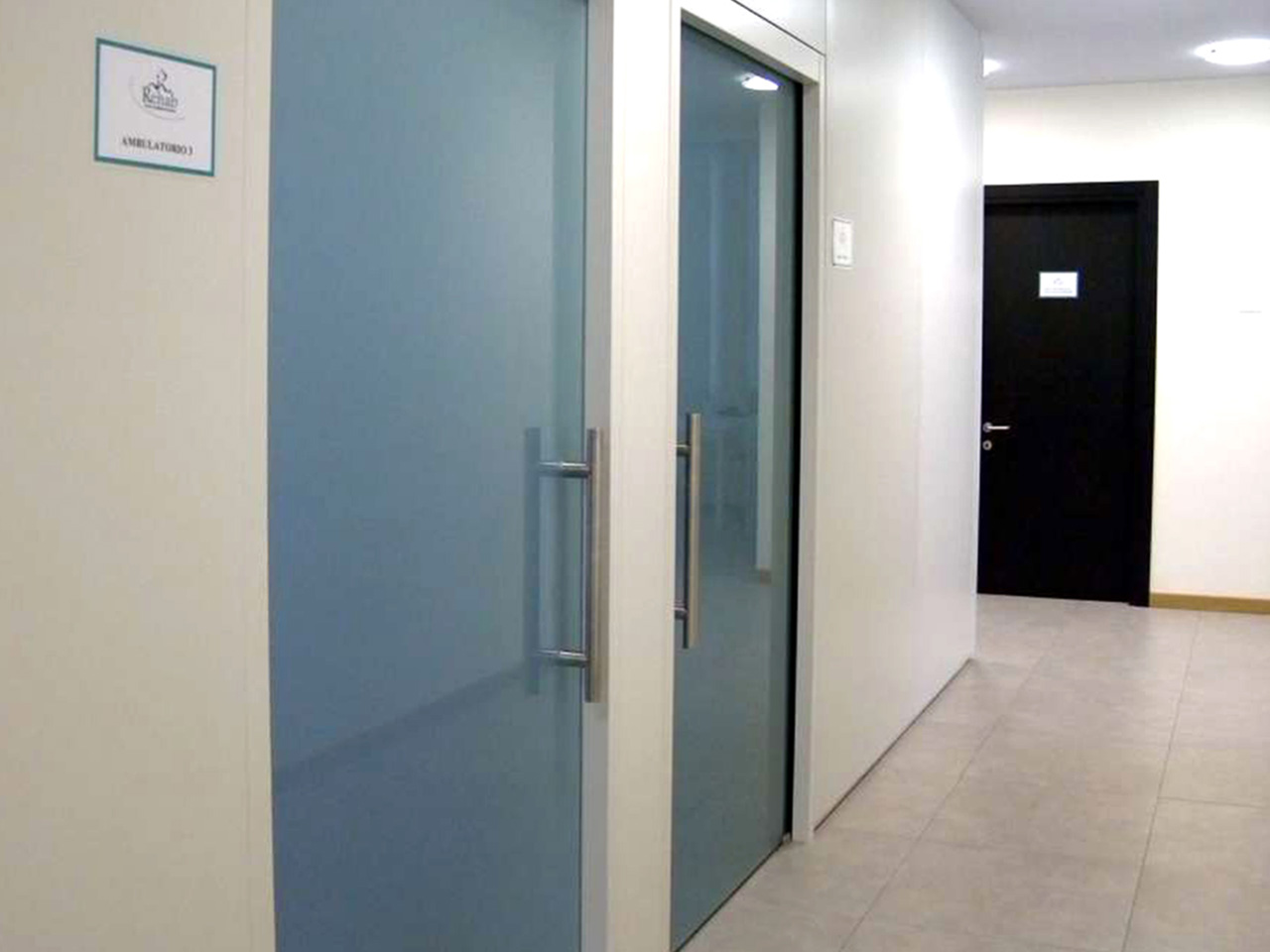 Development of outpatient clinic areas - Verona Italy 02