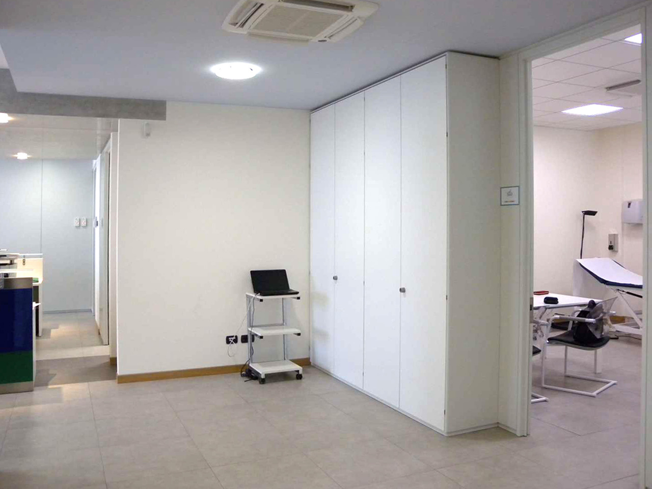 Development of outpatient clinic areas - Verona Italy 03