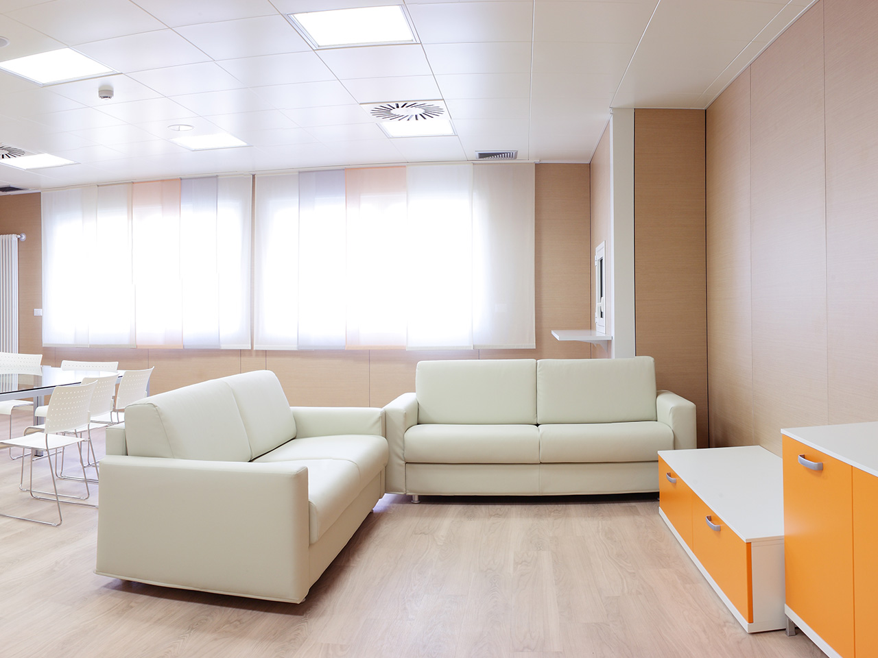 Development of OR, ICU & ER WARDS hospital areas - Conegliano Italy 05