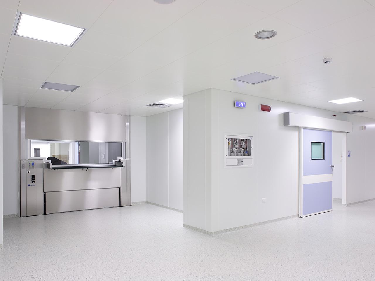 Realizzazione aree ospedaliere - Ospedale Conegliano 06