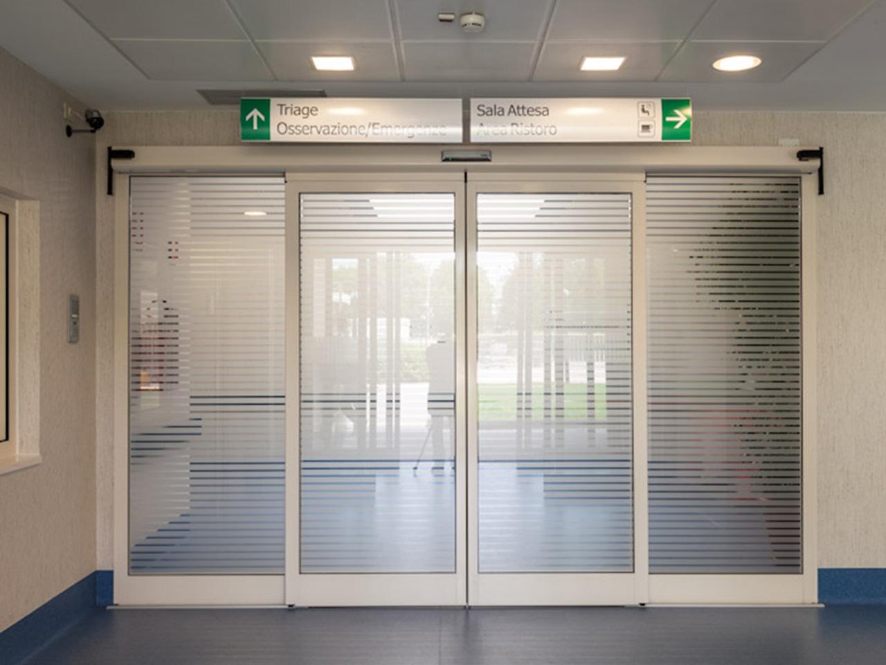 Realizzazione aree ospedaliere - Ospedale Ramazzini Carpi 01