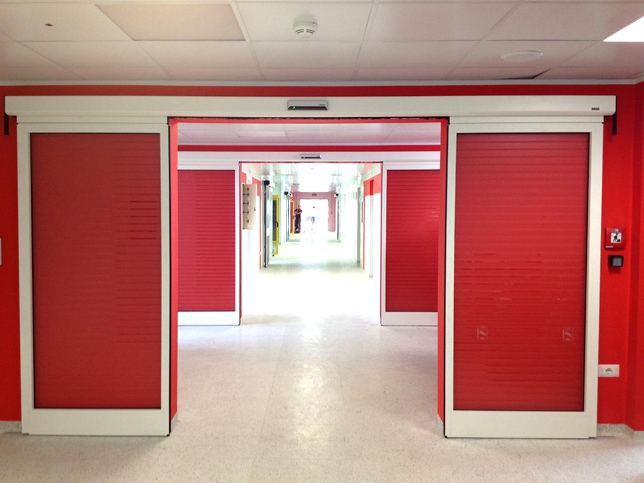 Realizzazione aree ospedaliere - Ospedale Ramazzini Carpi 07