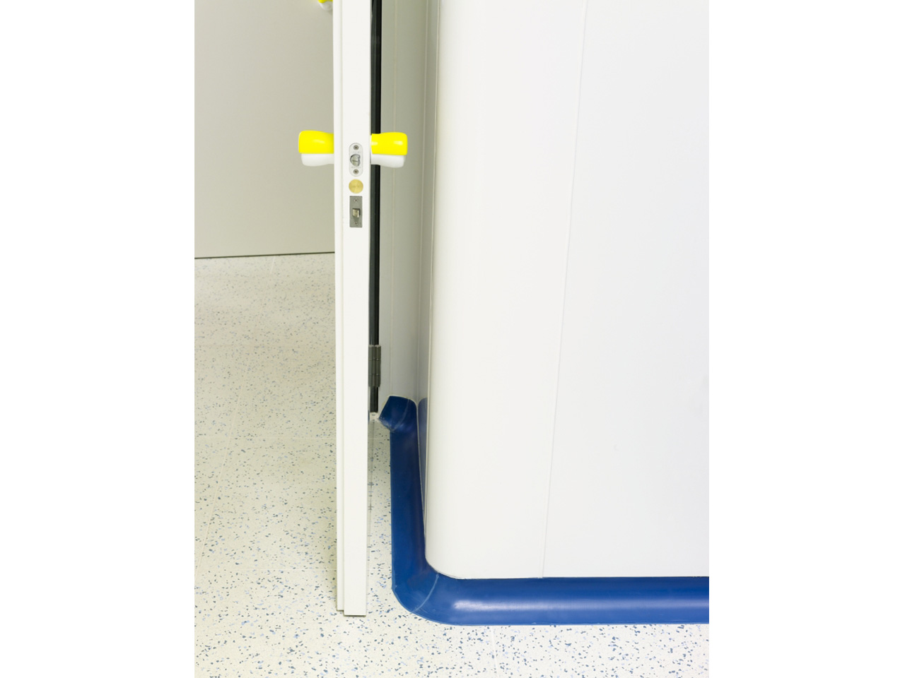 Realizzazione laboratori e camere bianche - Ospedale Busonera 03