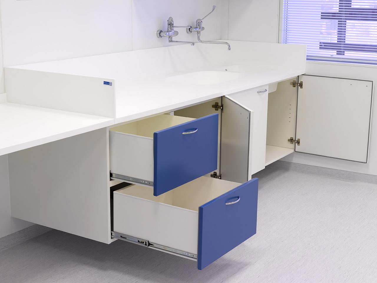 Realizzazione aree ospedaliere - Ospedale Camposampiero 07